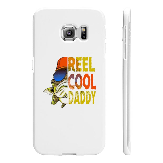 Reel cool daddy - Wpaps Slim Phone Cases