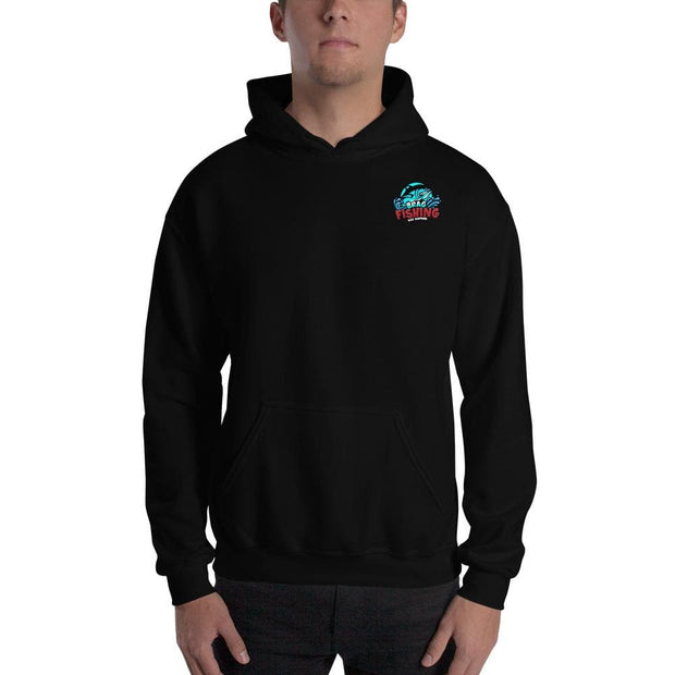 I hate people hooded Sweatshirt - Brag Fishing Australia