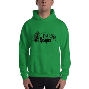 Fish Reaper - Hooded Sweatshirt