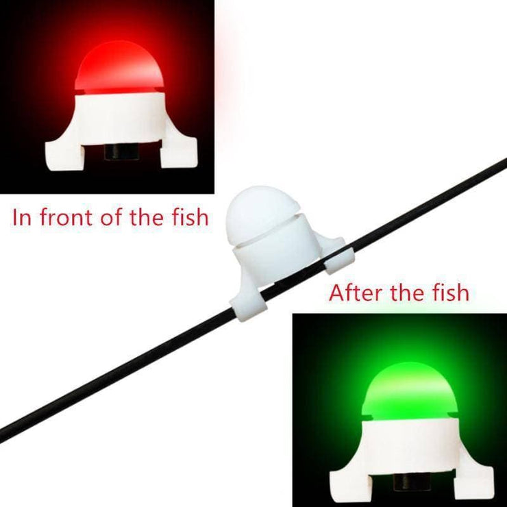 Electronic Fishing LED Light Fishing Bite Alarm - Brag Fishing Australia