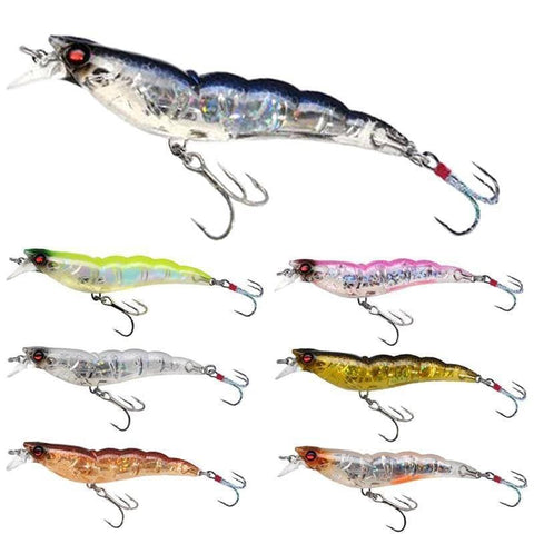 1 Pieces 13g 10cm Minnow Floating Wobblers Crank Bait lure - Brag Fishing Australia