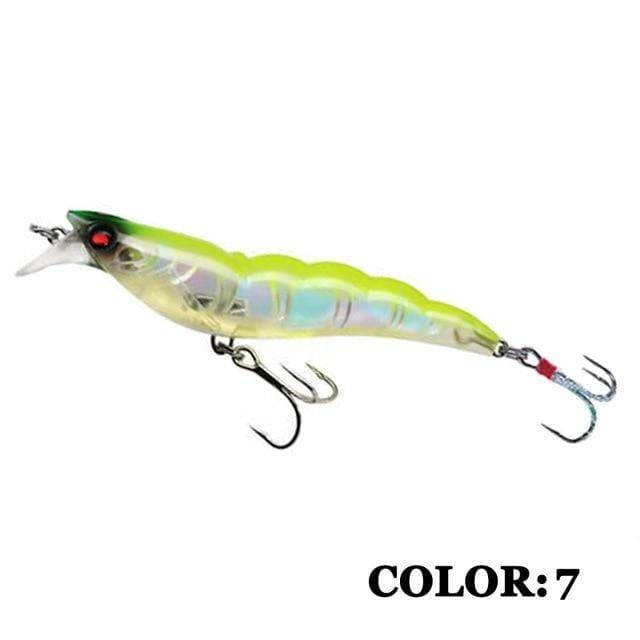 1 Pieces 13g 10cm Minnow Floating Wobblers Crank Bait lure