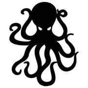 16*13.2cm Octopus Wall Decals Kraken Funny Boat Car Bumper Window Vinyl Sticker Art Decor Funny Personality Stickers - Brag Fishing Australia