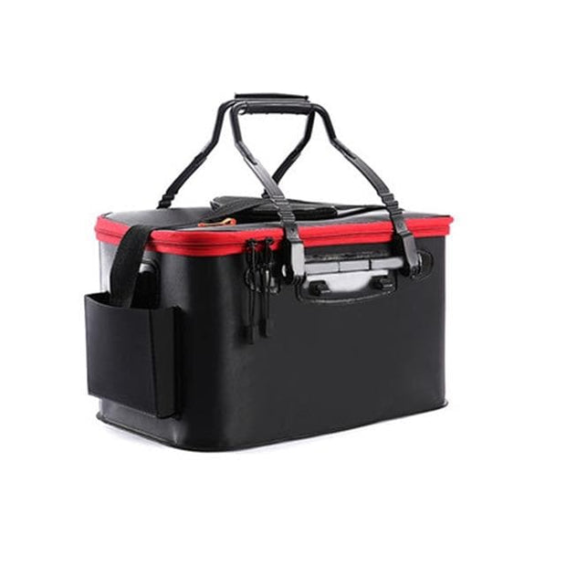 Portable Multifunction Foldable Fishing Bucket Live Fish Box