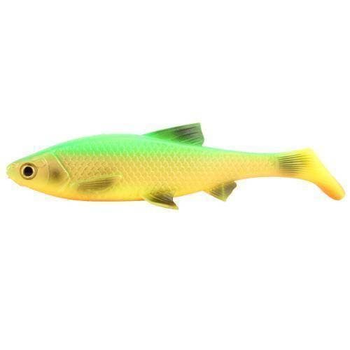 3D Scanned Soft Fish 5g 10g 20g 40g Fishing Lure With T-Style Paddle Tail Silicone Bait flanking action Fishing Tackle - Brag Fishing