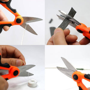 Fishing Scissors Heavy Duty Braid Line Cutter