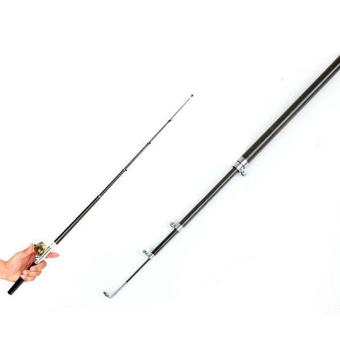 Image of Brag Fishing Pocket Telescopic Mini Fishing Pole Pen Shape - Brag Fishing Australia