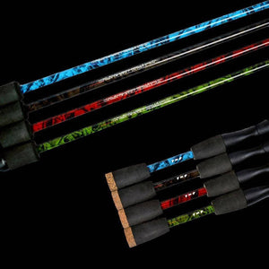 WALK FISH Carbon Spinning Fishing Rod M Power Hand Fishing Tackle Lure Rod Lure Wt:3-21g Casting Rod