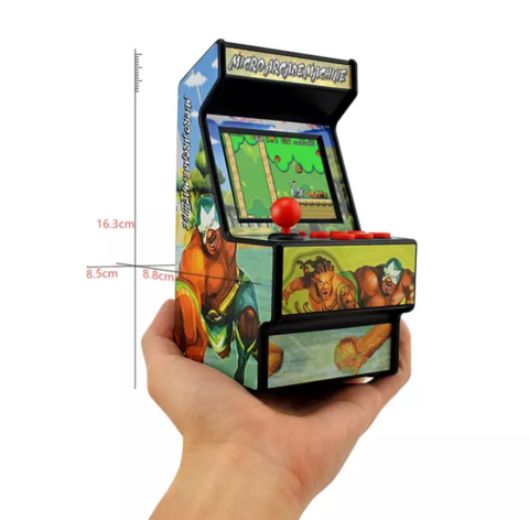 Mini Retro Arcade Video Game Machine