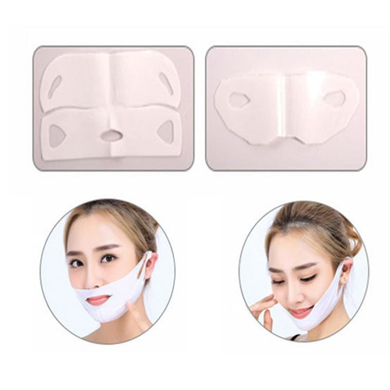 V-Shaped Face Slimming Mask | Face Shaper Band | V-Line Face Slim Mask