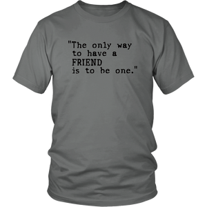 Friends Men T Shirt