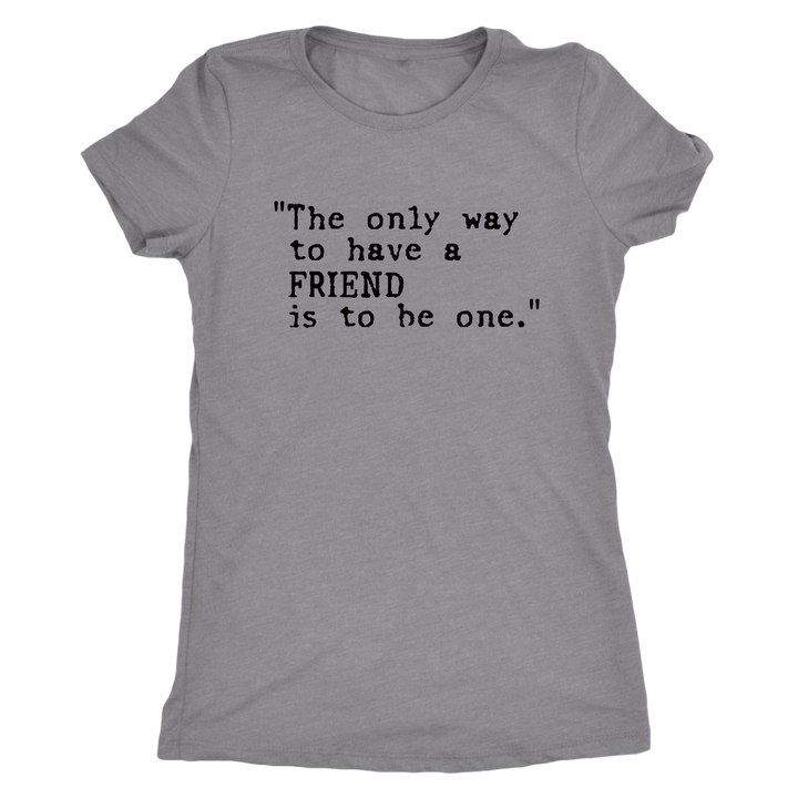 Friends Women T Shirt