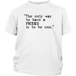 Friends Kids T Shirt