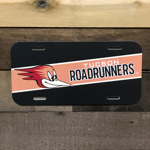 Tucson Roadrunners Wincraft License Plate