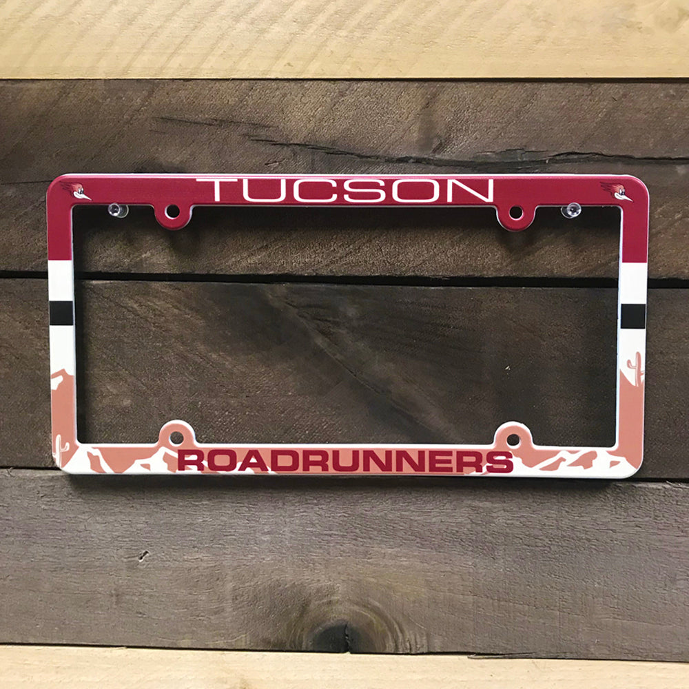 Tucson Roadrunners Wincraft License Plate Frame