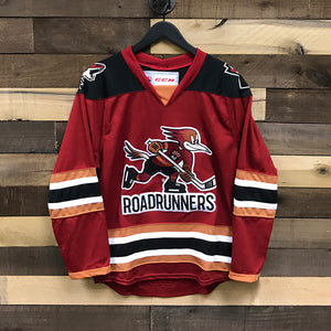 Tucson Roadrunners Youth CCM Replica Jersey - Red