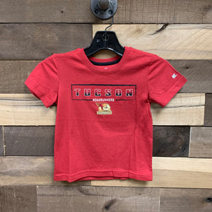 Tucson Roadrunners Toddler Colosseum Hi Skill Tee - Red