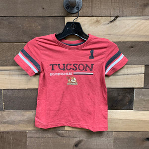 Tucson Roadrunners Toddler Colosseum Boys Boone - Red