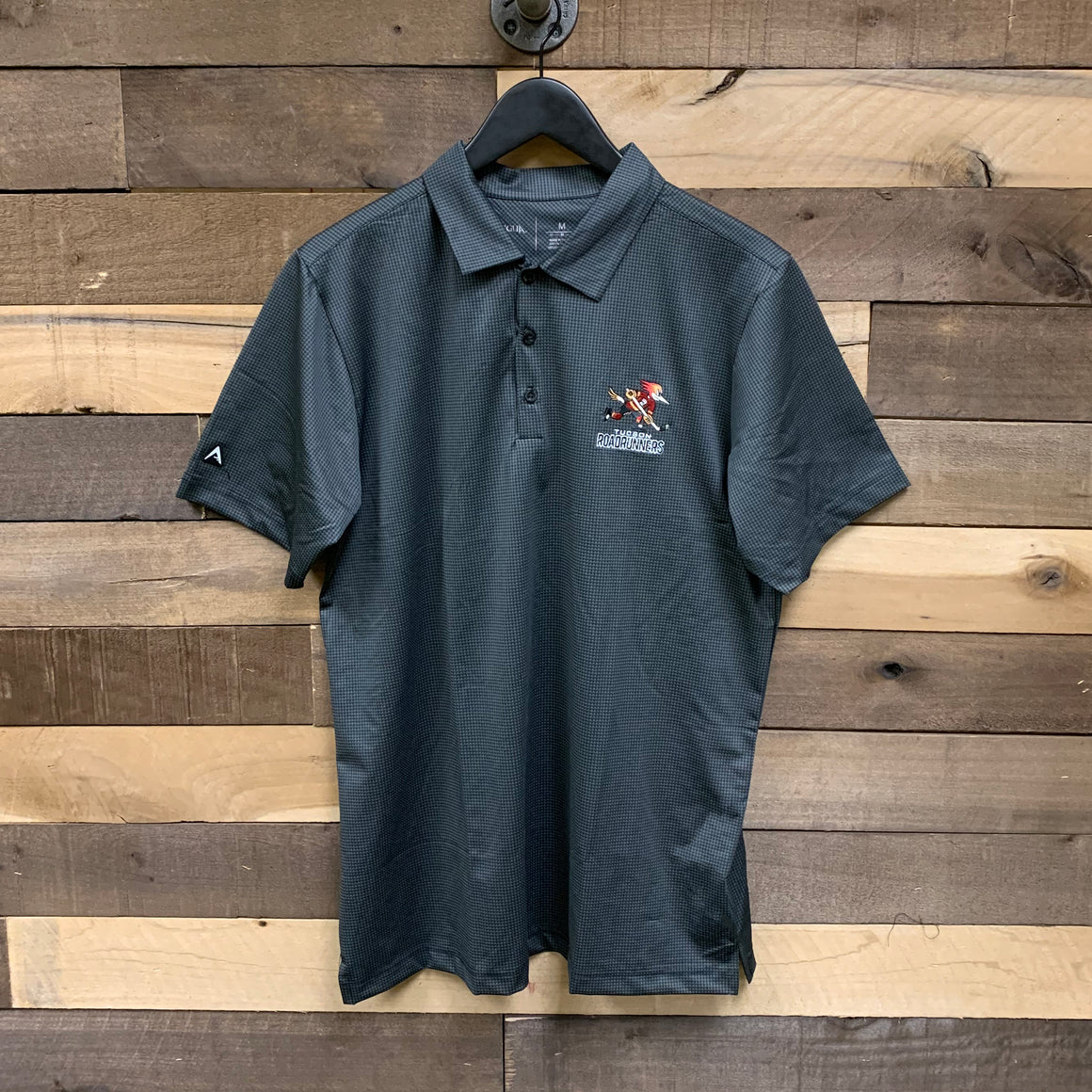 Tucson Roadrunners CCM Balance Full Mark Polo - Black