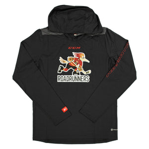 Tucson Roadrunners CCM Hooded Long Sleeve Tech Tee