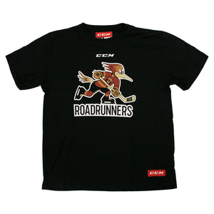 Tucson Roadrunners CCM Primary Chicago Tee