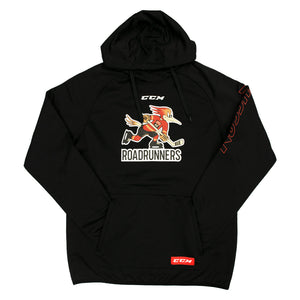 Tucson Roadrunners CCM Tech Fleece Hood