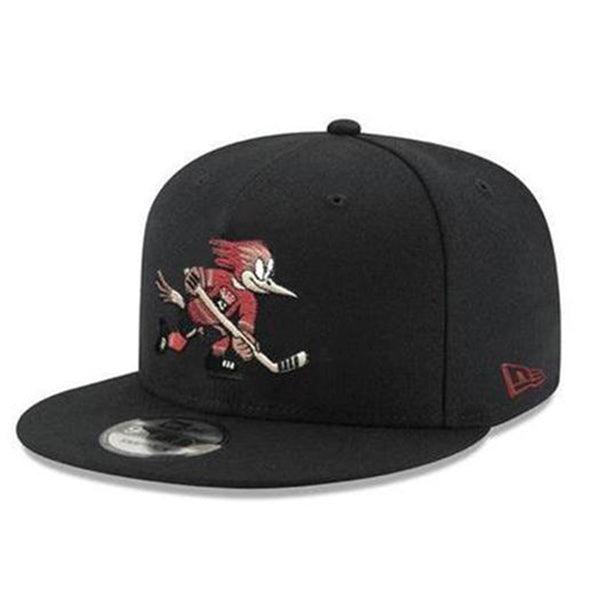 Tucson Roadrunners New Era Official Logo 9FIFTY - Black