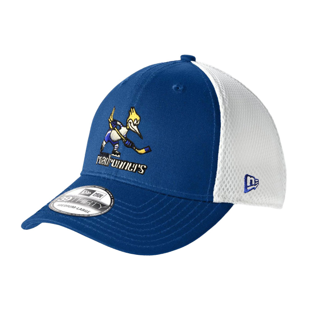 Tucson Roadrunners New Era Throwback CM Neo 39THIRTY - Blue