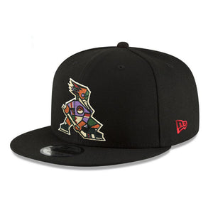 Tucson Roadrunners New Era Kachina 9FIFTY - Black