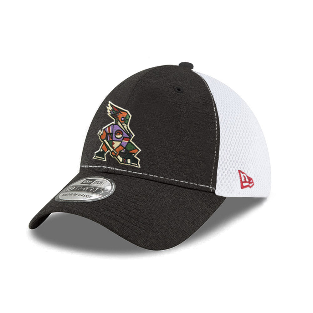 Tucson Roadrunners New Era Kachina Shadow Tech 39THIRTY - Black