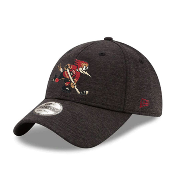 Tucson Roadrunners New Era Official Logo Shadow Tech 9TWENTY - Black