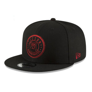 Tucson Roadrunners New Era Sheriff 9FIFTY - Black