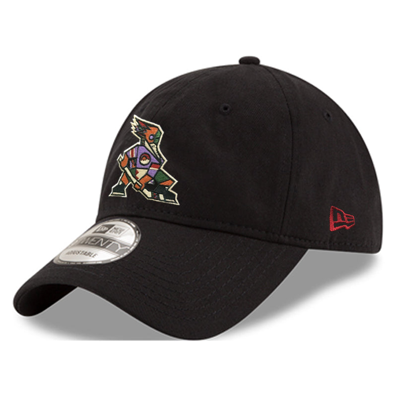 Tucson Roadrunners New Era Red Kachina 9TWENTY - Black