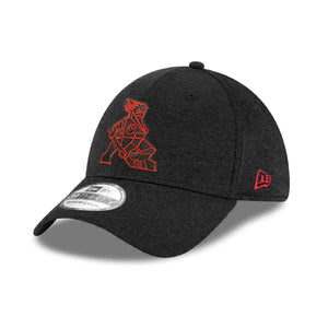 Tucson Roadrunners New Era Outliner Kachina 39THIRTY - Black