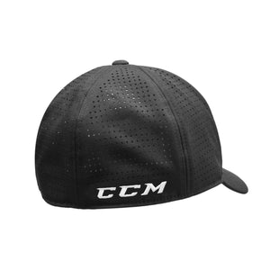 Tucson Roadrunners CCM Perforated Structured Flex - Black