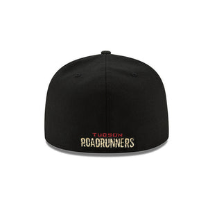 Tucson Roadrunners New Era Official Logo 59FIFTY - Black