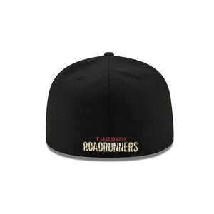 Tucson Roadrunners New Era State Flag Logo 59FIFTY - Black