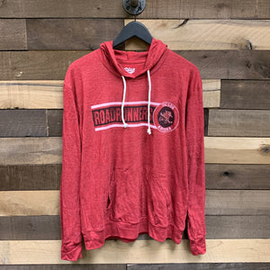 Tucson Roadrunners Blue 84 Big Story Triblend Hoodie - Red
