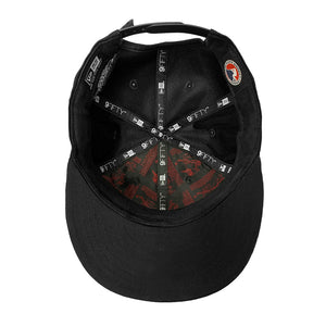Tucson Roadrunners New Era Black Label 9FIFTY - Black