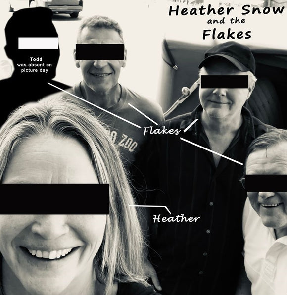 Oct 26 - MUAC Halloween Bash with Heather Snow and the Flakes