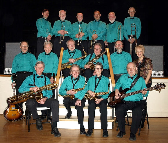 May 18 - MV Tulip Festival's Big Band Dance with SRO at MUAC