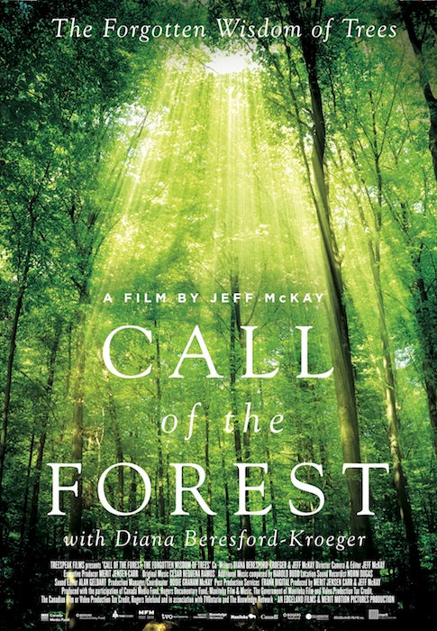 Dec 8 - Documentary Film Call of the Forest, Q&A & Signing