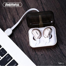 Load image into Gallery viewer, Double Ear Wireless bluetooth Earphones with Charging & Storage TWS-1 - Remax online