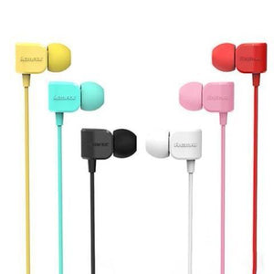 Wired Clear Stereo earphones RM-502 - Remax online
