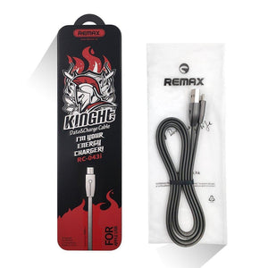 Kinght Cable for Micro-USB with LED indicator RC-043m - Remax online