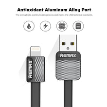 Load image into Gallery viewer, Platinum Cable for Lightning RC-044i -- Charging & Data Cable - Remax online