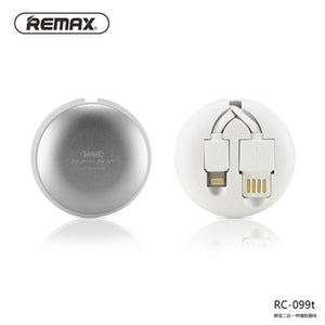 Cutebaby Retractable 2 in 1 Micro/ Lightning Charging & Data Cable RC-099t - Remax online