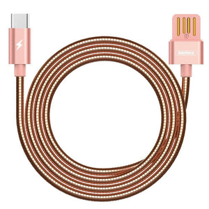 Tinned copper Type-C RC-080a -- Charging & Data Cable - Remax online