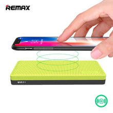 Load image into Gallery viewer, Miles Series Wireless Charger Power Bank - Remax online