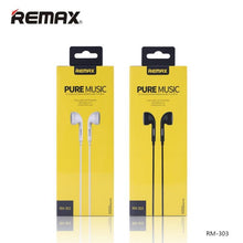 Load image into Gallery viewer, Stereo In-Earphone RM-303 - Remax online